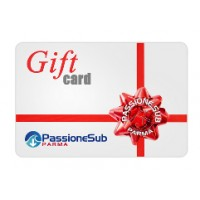 Gift Card 100€-GIFT CARD PASSIONE SUB PARMA